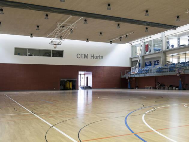 (Centre Esportiu Municipal d'Horta)