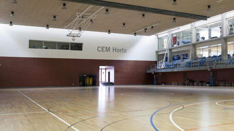 Centre Esportiu Municipal d'Horta