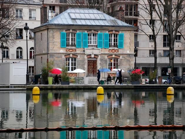 Le Pavillon des Canaux  (© Maria Hagan )