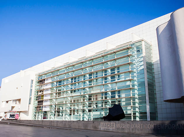 MACBA. Museu d'Art Contemporani