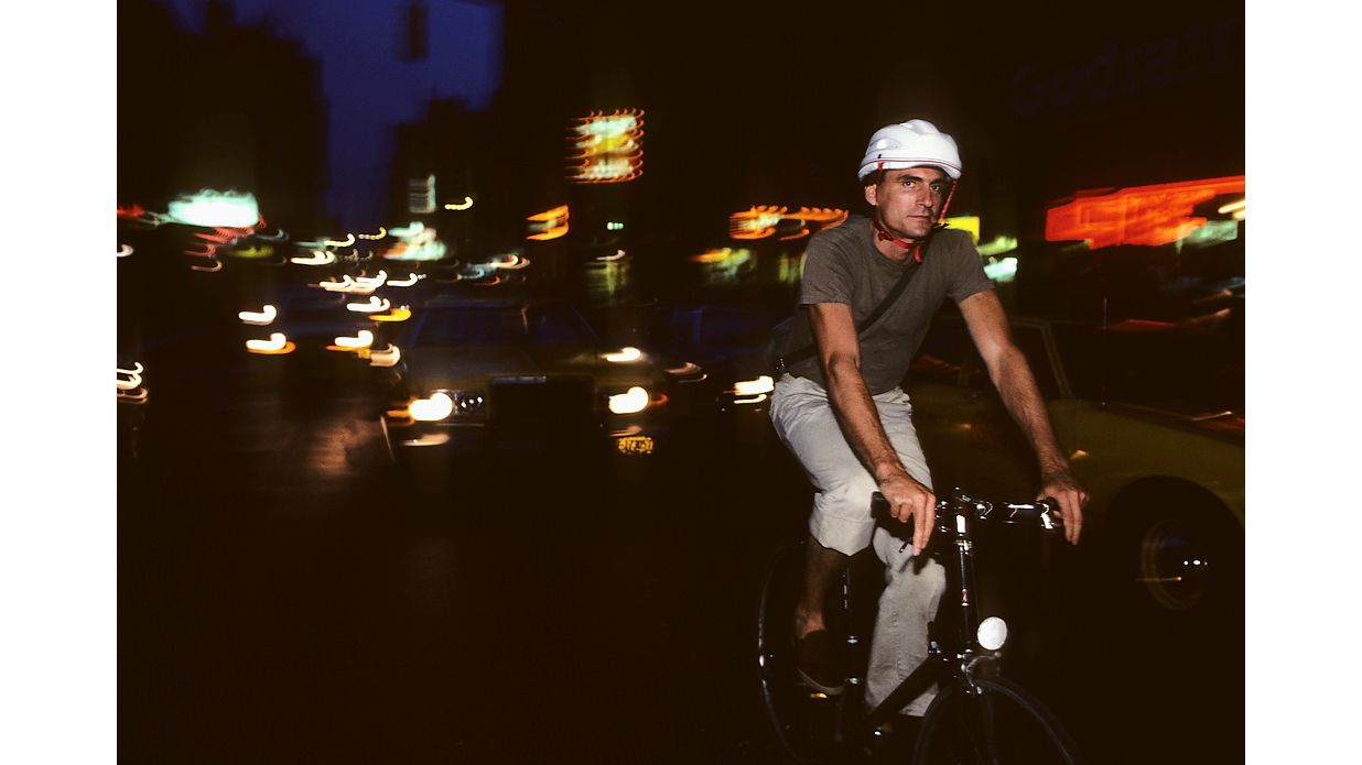 James Taylor, Broadway and 50th, 1982