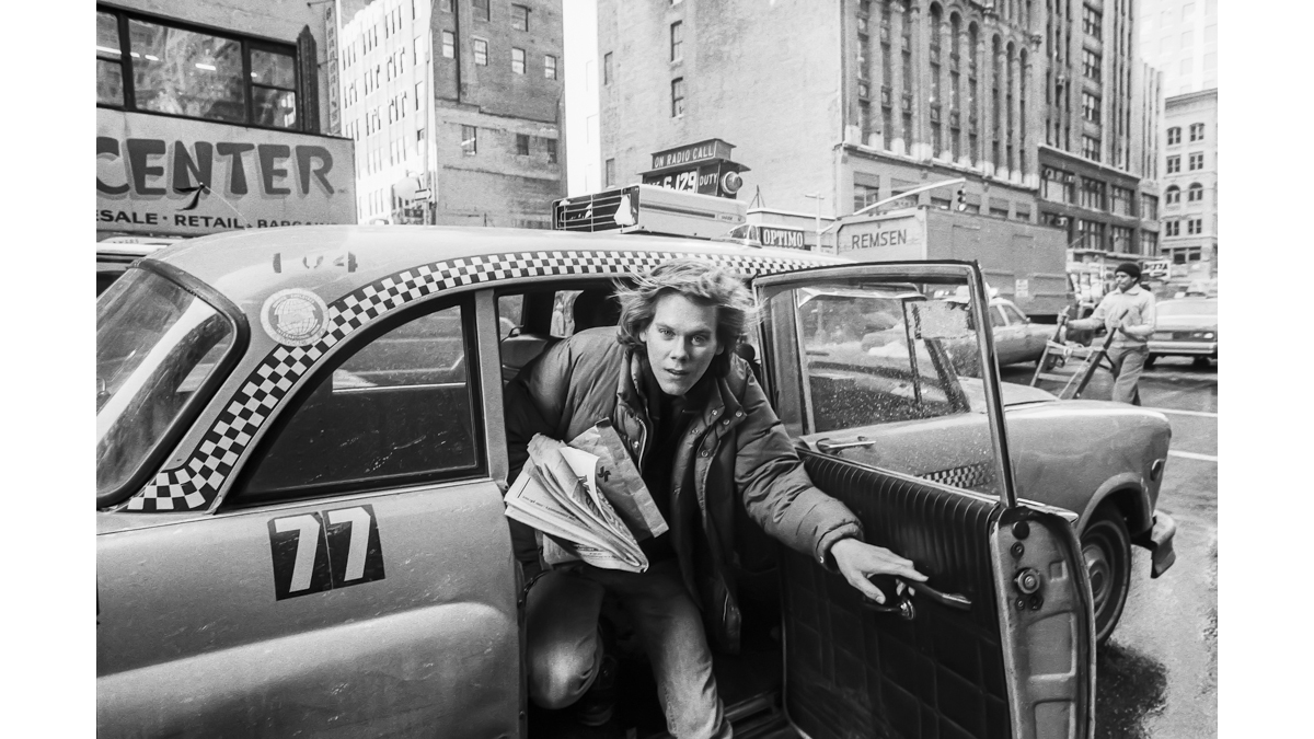 Kevin Bacon, 6th Avenue and 40th, 1982
