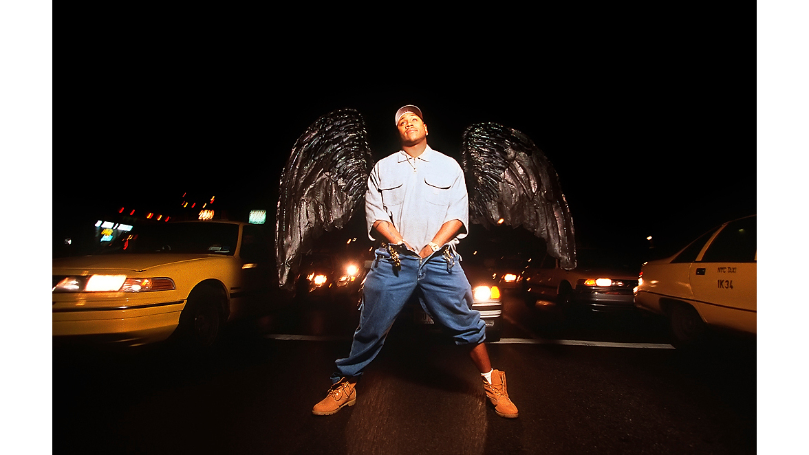LL Cool J, 8th Avenue and 33rd Street, 1997