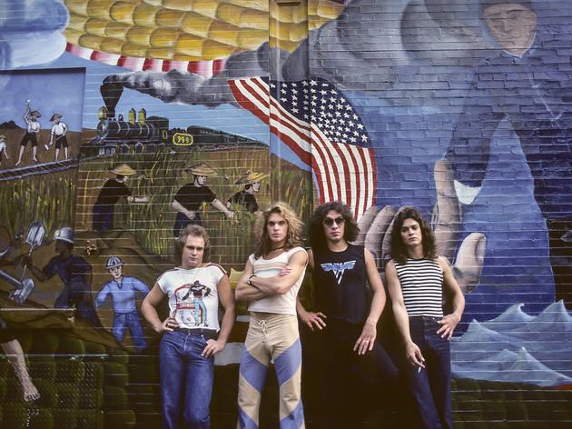 Van Halen, Chinatown, 1978