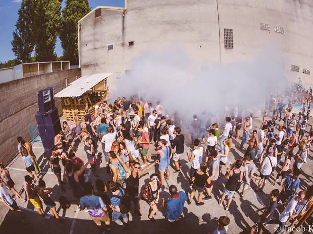 Au Garden Opening : Maurice Fulton + Stump Valley + La Mamie's + Cracki Records