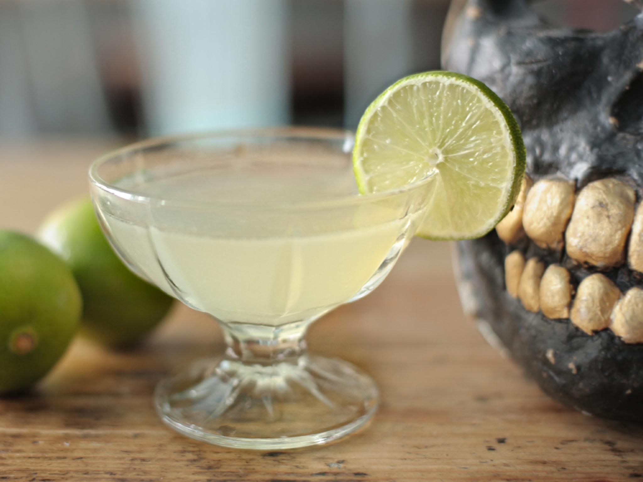 Classic daiquiri at Rum Kitchen