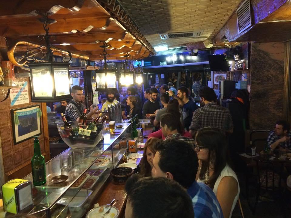 Los mejores restaurantes asturianos de madrid - Casa de asturias madrid ...