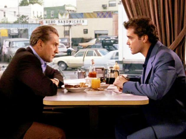 Five things we learned at Tribeca's Goodfellas reunion (2015)