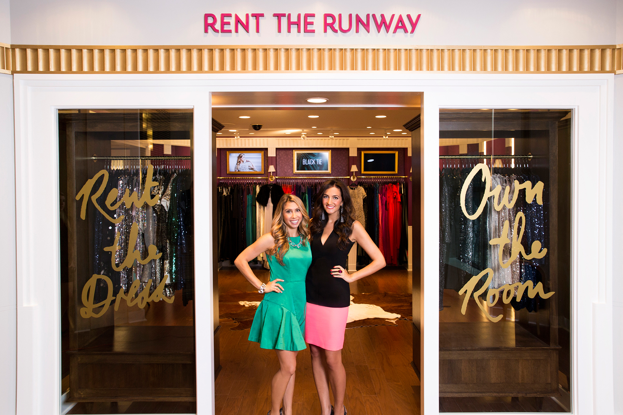Rent your designer duds at Rent the Runway