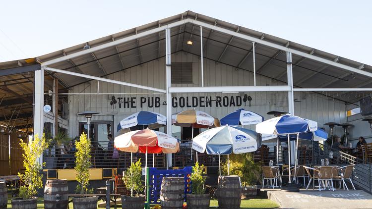 golden road la, craft beer