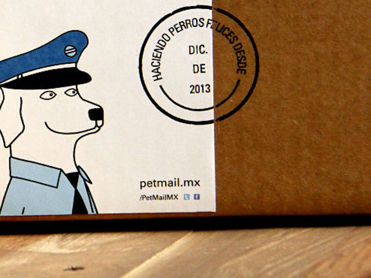 Pet Mail