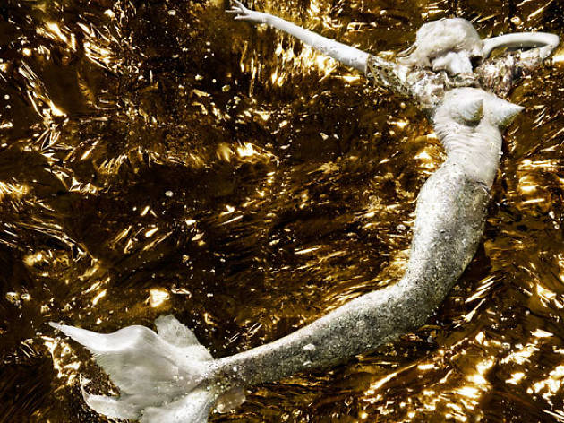 Exposition Jean Paul Gaultier (Alix Malka, 'Sans titre', 2008 / © Alix Malka)