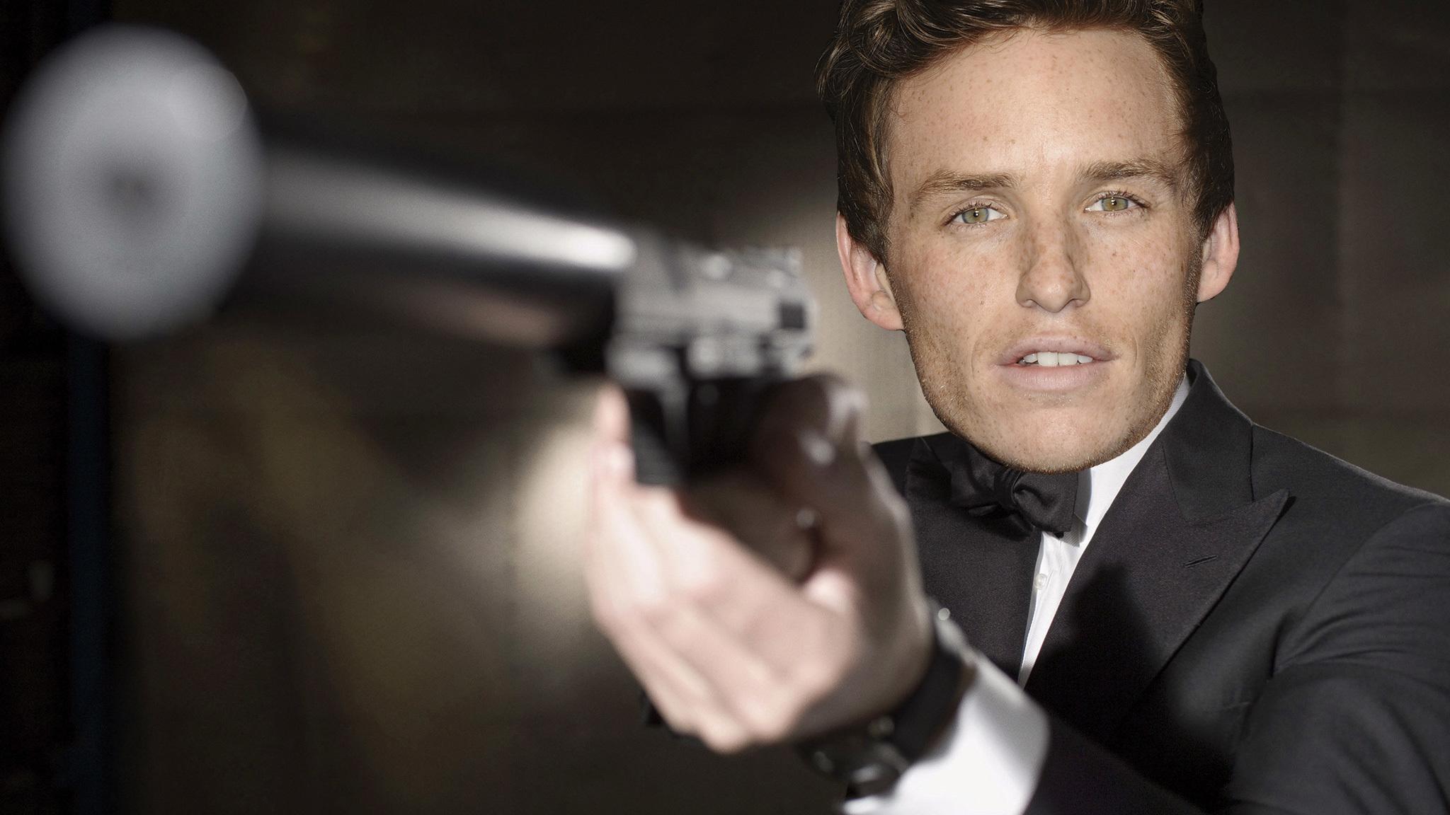 The next James Bond?