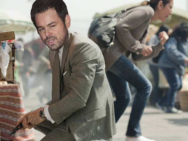 Danny Dyer as James Bond