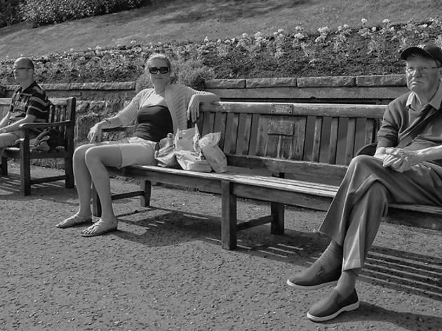 princes street garden benches