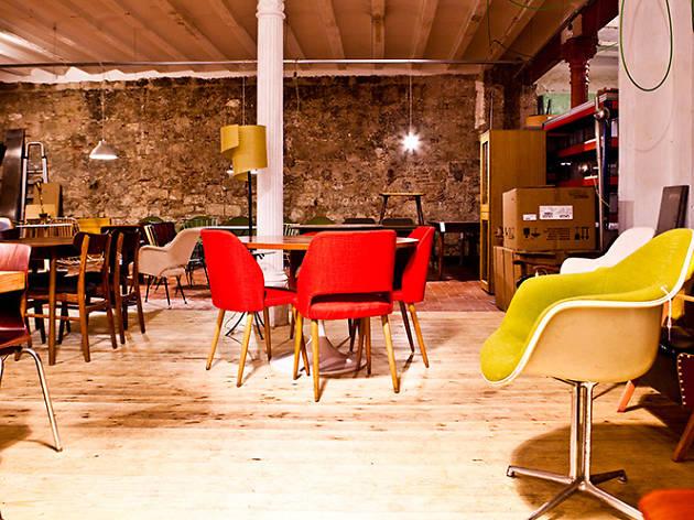 Botigues de mobles i decoració