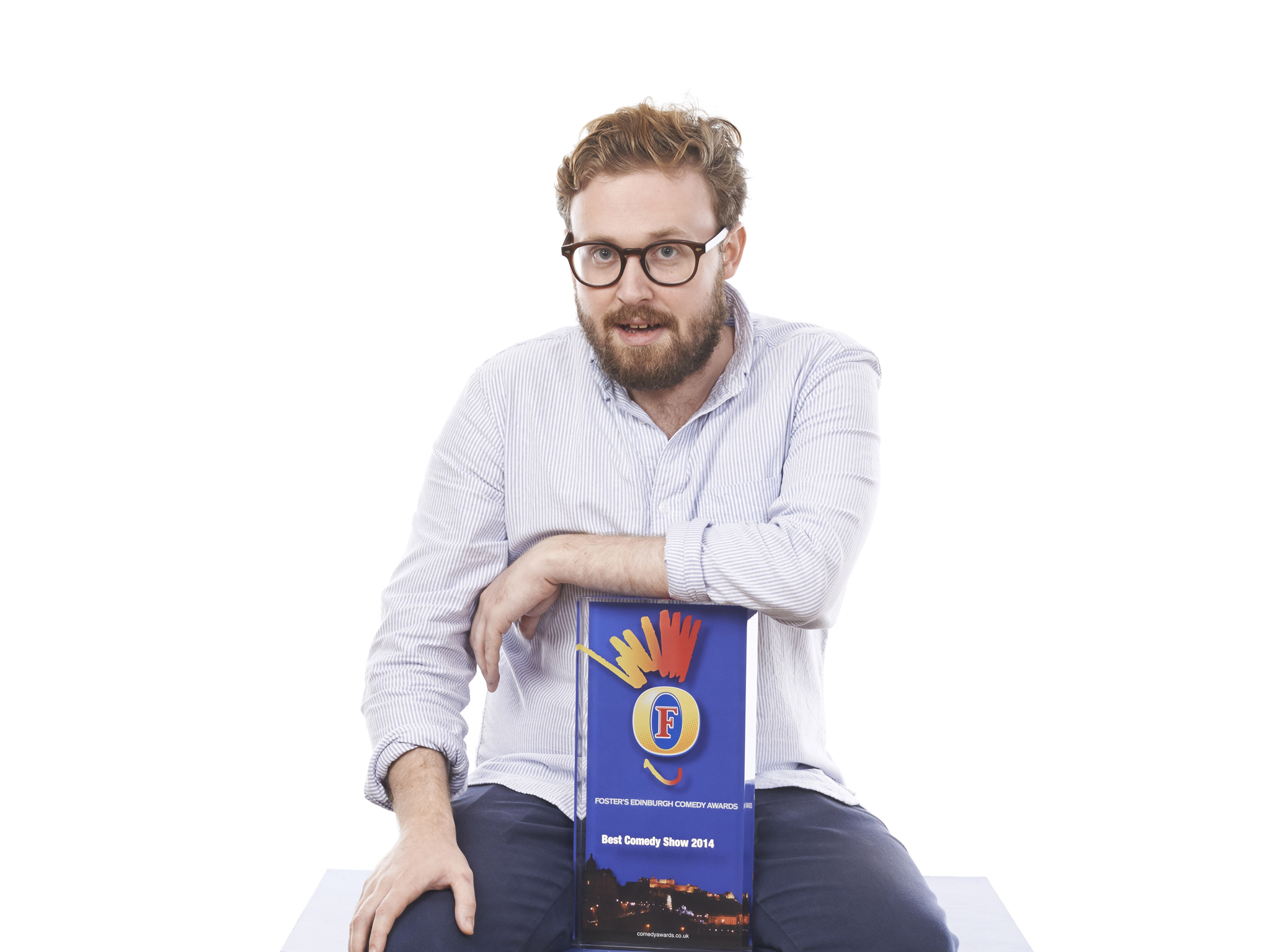 Be a judge on the 2015 Foster's Edinburgh Comedy Awards panel