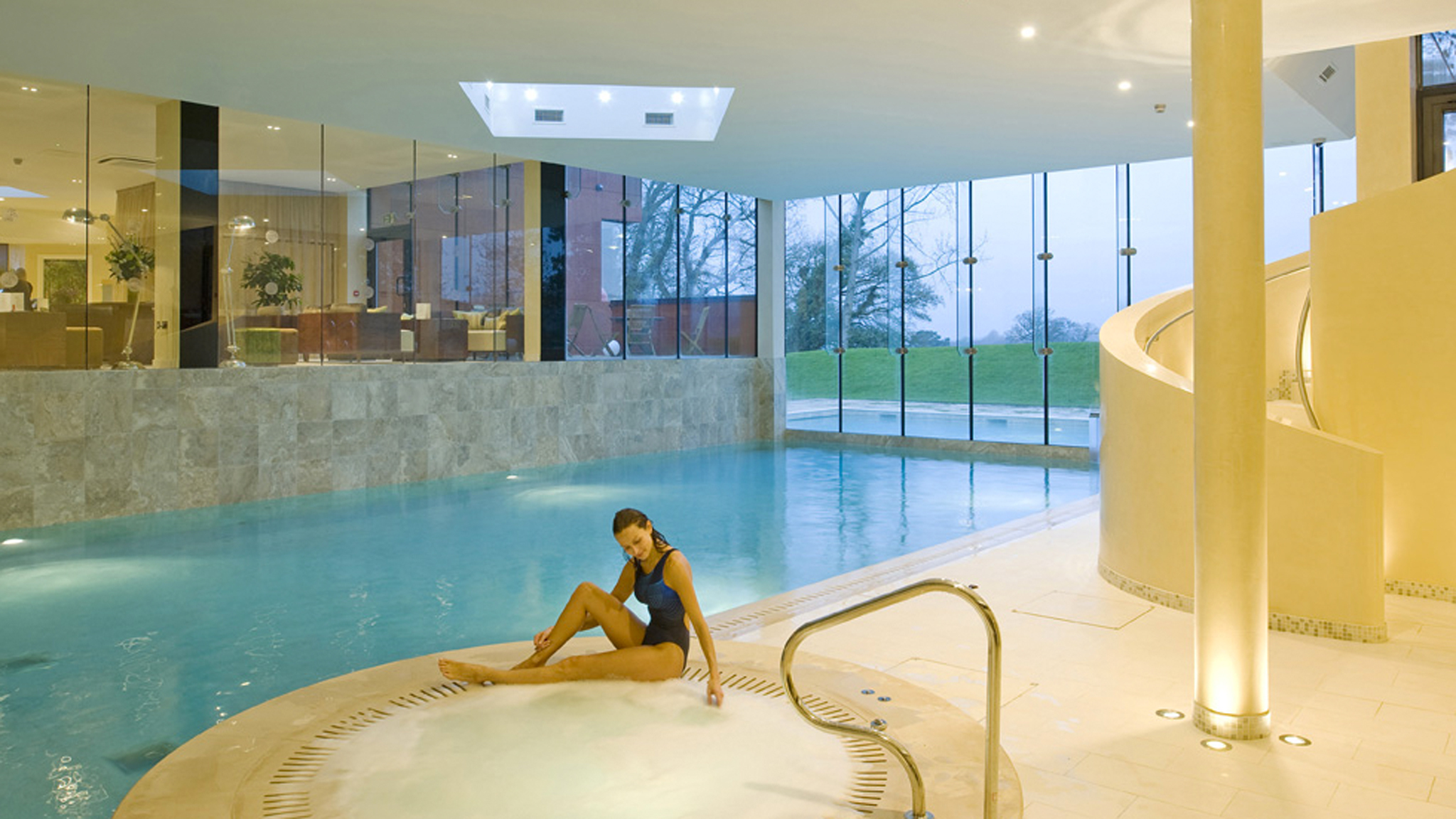 Spa Hotels Near Watford