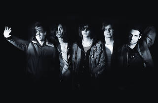 The strokes british summer time