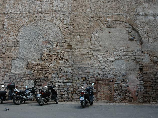 aqüeducte barcelona