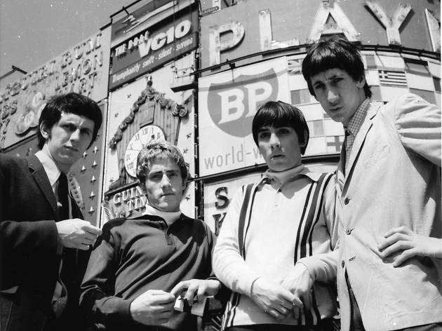 The Who british summer time