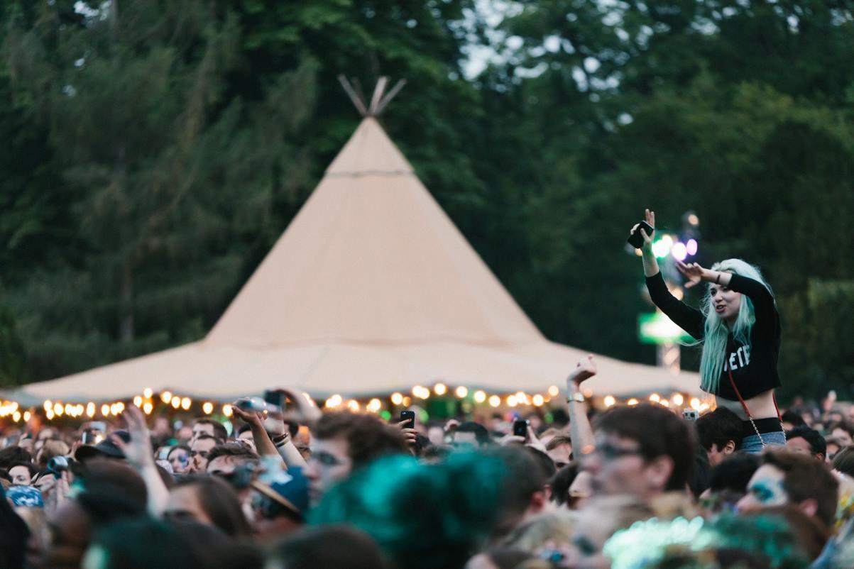 Festival  •  We Love Green