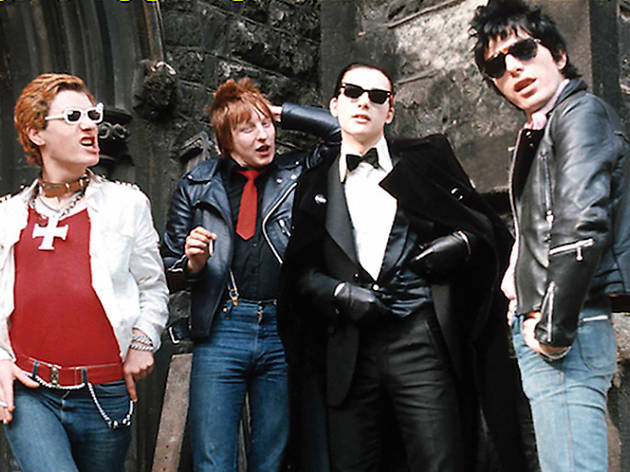 The Damned. Don't you wished that we were dead
