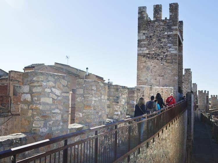 Matí dia 2: el ric patrimoni de Montblanc