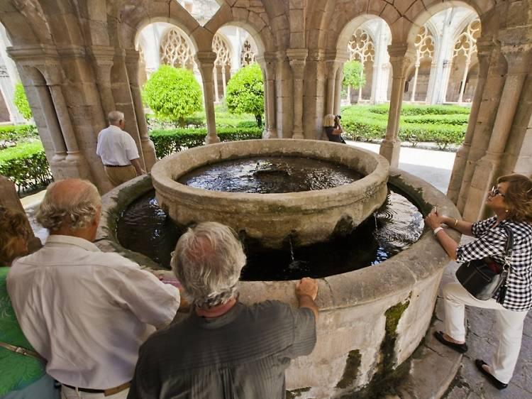 Tarda dia 3: Santes Creus, monestir deshabitat