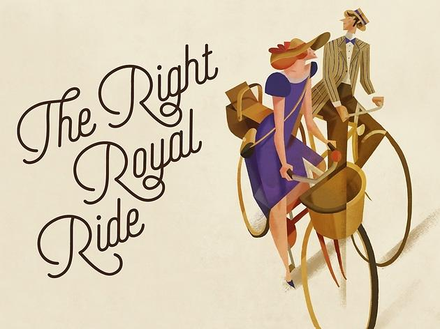 The Right Royal Ride