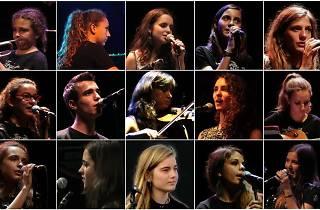 XII Concert per al Txad: Las voces de la Sant Andreu Jazz Band
