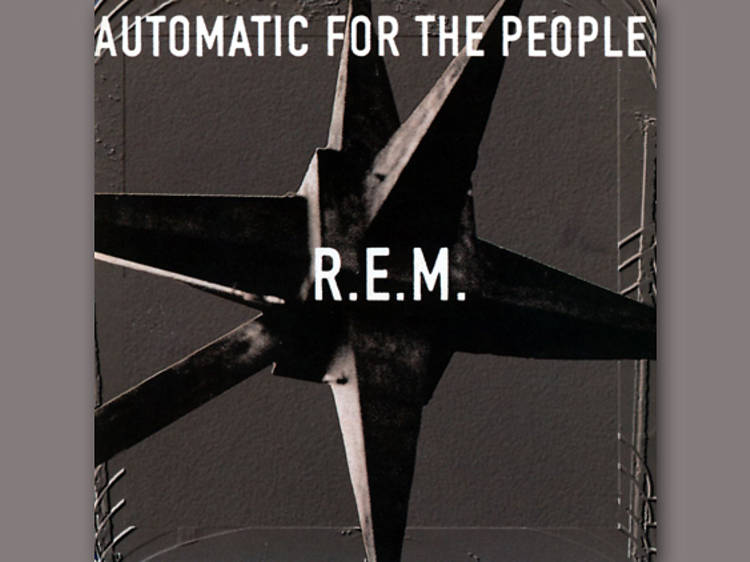 R.E.M. 'Automatic for the People'