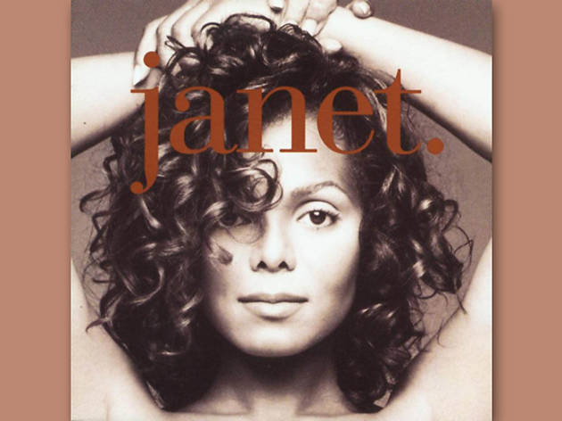 Janet Jackson 'Janet.'