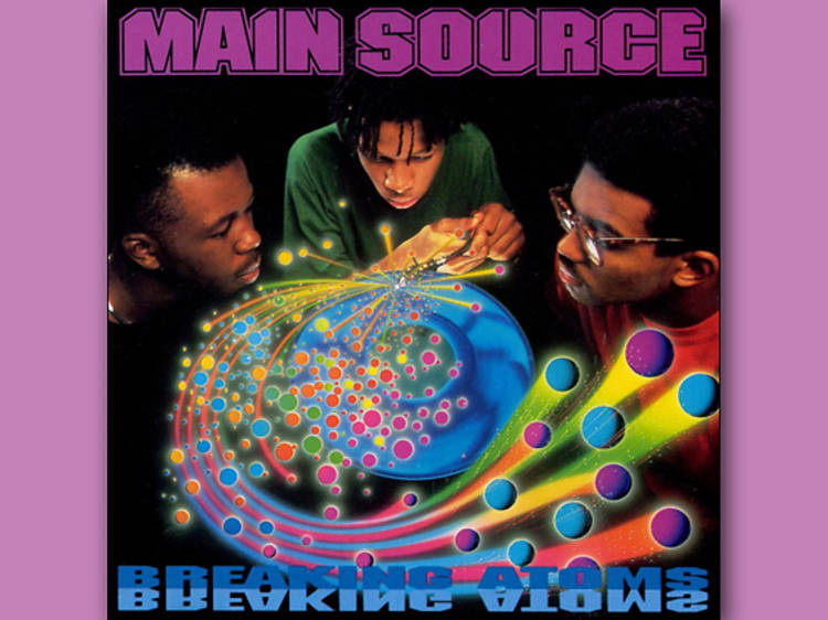 Main Source 'Breaking Atoms'