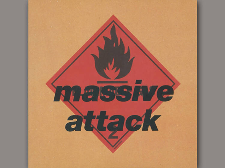 Massive Attack 'Blue Lines'