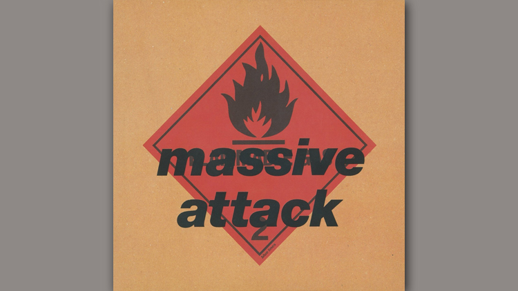 Massive Attack 'Blue Lines'