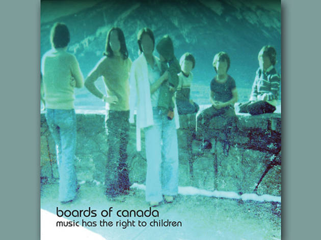 Boards of Canada 'Music Has the Right to Children'