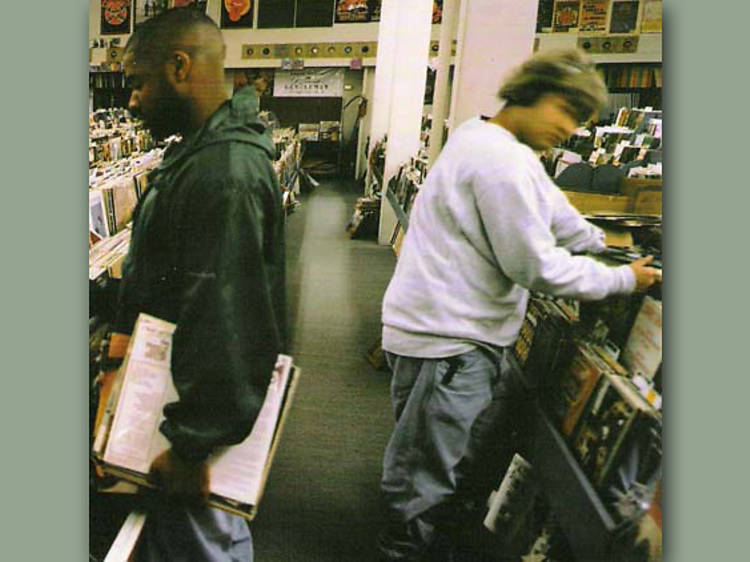 DJ Shadow 'Endtroducing…'