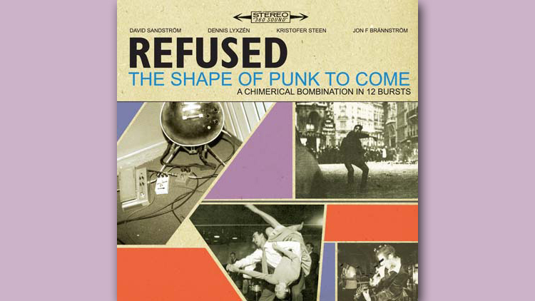 Refused 'The Shape of Punk to Come'