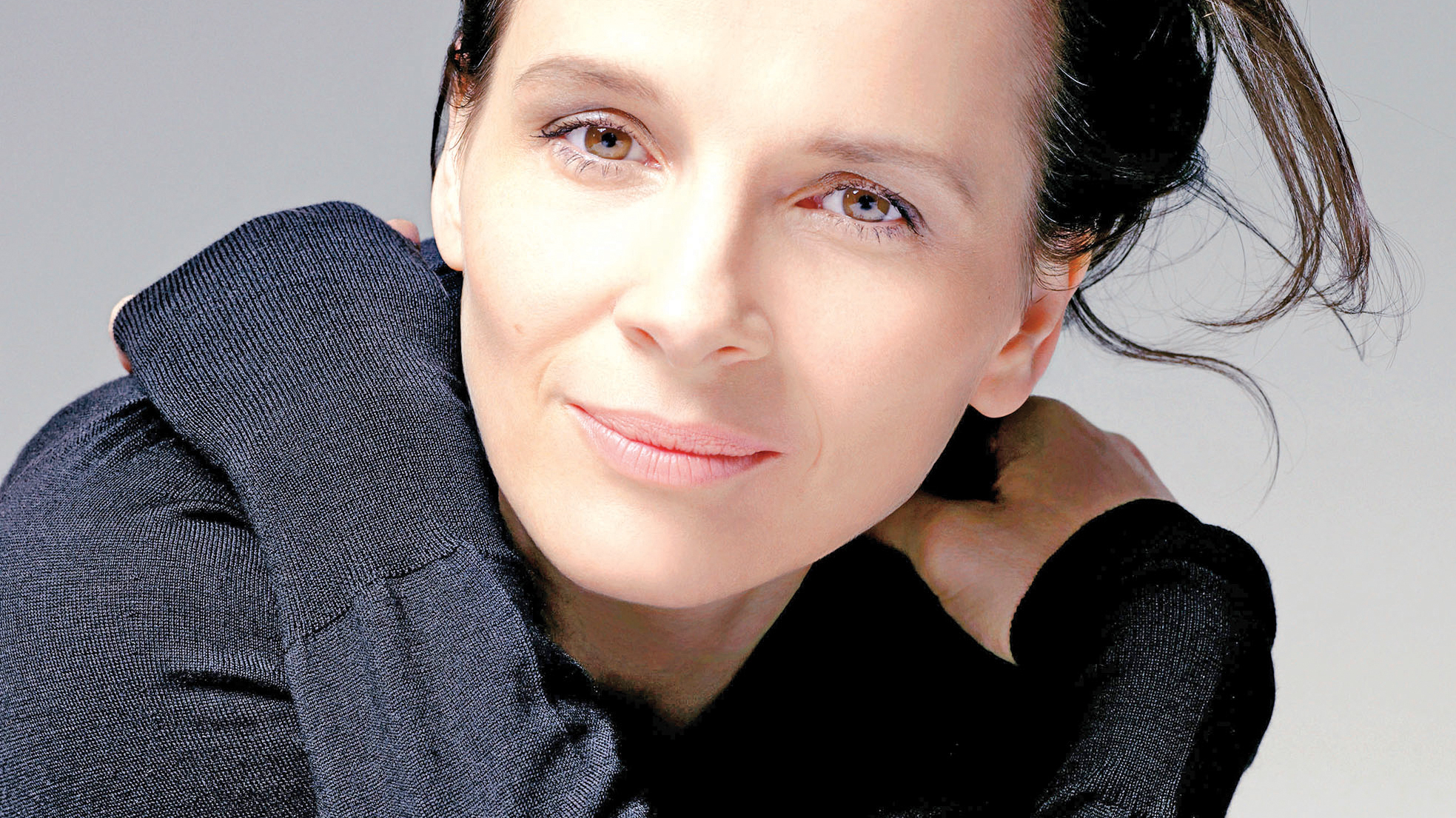 Juliette Binoche on the seduction of acting