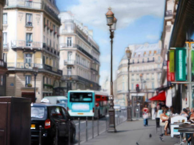 Daeho Guk - Paris