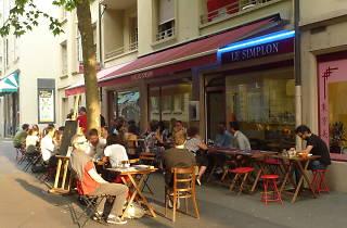 Cafe du Simplon