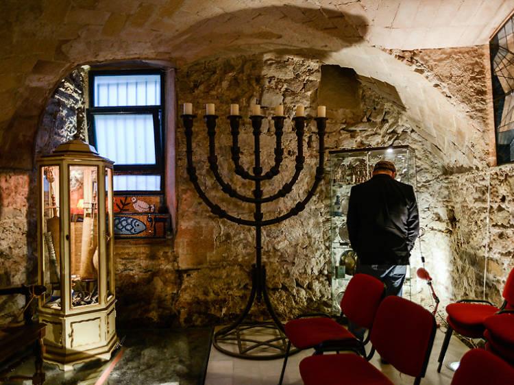 Descubrir el barrio judío