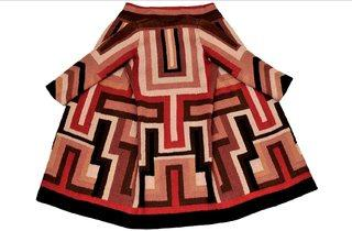 (Sonia Delaunay: Coat made for Gloria Swanson, 1923. © Pracusa 2014083)