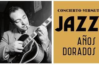 Jazz Años Dorados: concierto-vermut