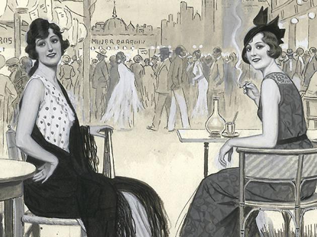 Narciso Méndez Bringa, el espectáculo de la ilustración
