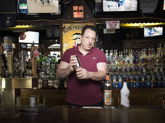 New York's best bartender picks his five favorite bars