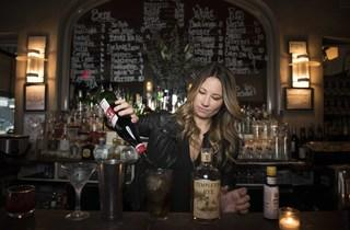 Davina Thomasula, Park Bar, New York's Best Bartender 2015