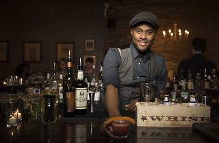 Derrick Turner, Harding's, New York's Best Bartender 2015