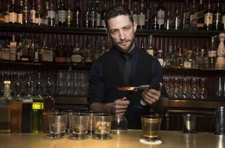 Joshua Brandenburg, Forty Four at Royalton, New York's Best Bartender 2015